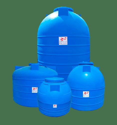 L nea de tanques para agua y otros l quidos decoglass for Precio de estanque de agua 1000 litros