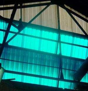 laminas vista techo