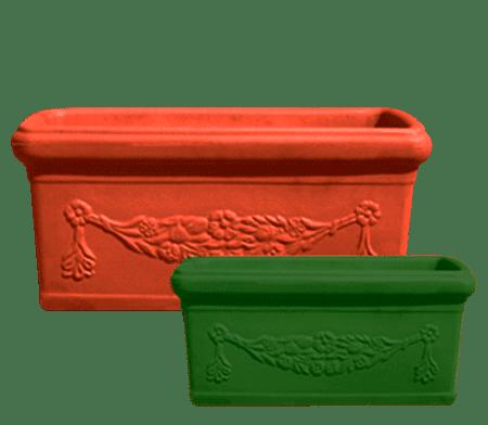materos rectangulares